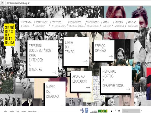Portal Memórias da Ditadura